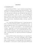 Khóa luận tốt nghiệp: Nâng cao hiệu quả quản lý thu chi ngân sách nhà nước tại thành phố Hà Giang