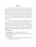 Gradute thesis: Traphaco JSC - Analysis and valuation