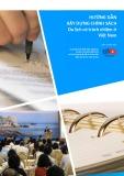 Ebook Hướng dẫn Xây dựng chính sách du lịch có trách nhiệm ở Việt Nam