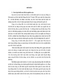 Khóa luận tốt nghiệp: Quản lý ngân sách nhà nước tại huyện Đông Anh, thành phố Hà Nội