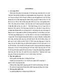 Khóa luận tốt nghiệp: Đánh giá chuỗi cung ứng quốc tế của cửa hàng tiện lợi Circle K tại thị trường Việt Nam