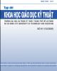 Tạp chí Khoa học Giáo dục Kỹ thuật - Số 61 (12/2020)
