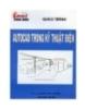 Giáo trình AutoCad trong kỹ thuật điện