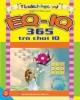 Ebook EQ - IQ 365 trò chơi IQ: Phần 1