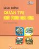 Giáo trình Quản trị kinh doanh nhà hàng: Phần 1 - Nguyễn Hữu Thắng