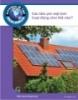 Ebook Các tấm pin mặt trời hoạt động như thế nào? - Trần Nghiêm (dịch)
