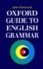 Ebook Oxford guide to English grammar - Jonh Easwwood