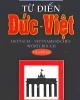 Ebook Từ điển Đức - Việt