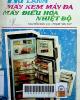 Tủ lạnh máy kem máy đá máy điều hòa nhiệt độ