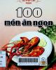 100 món ăn ngon