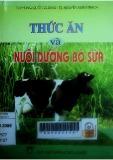 Thức ăn và nuôi dưỡng bò sữa