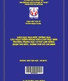 Giáo dục đạo đức thông qua các hoạt động ngoại khóa cho học sinh trường Trung học cơ sở Linh Đông, quận Thủ Đức, thành phố Hồ Chí Minh