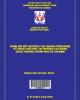 Đánh giá kết quả đào tạo ngành công nghệ kỹ thuật hóa học tại trường Cao đẳng Công thương Thành phố Hồ Chí Minh