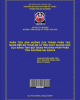 Phân tích ảnh hưởng của thành phần tạo màng đến độ thấm ẩm và tính chất quang học của màng tinh bột bằng phương sai Anova