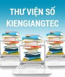 Thông báo về việc tổ chức & chương trình lễ kỷ niệm 50 năm thành lập trường Cao đẳng Kinh tế - Kỹ thuật Kiên Giang